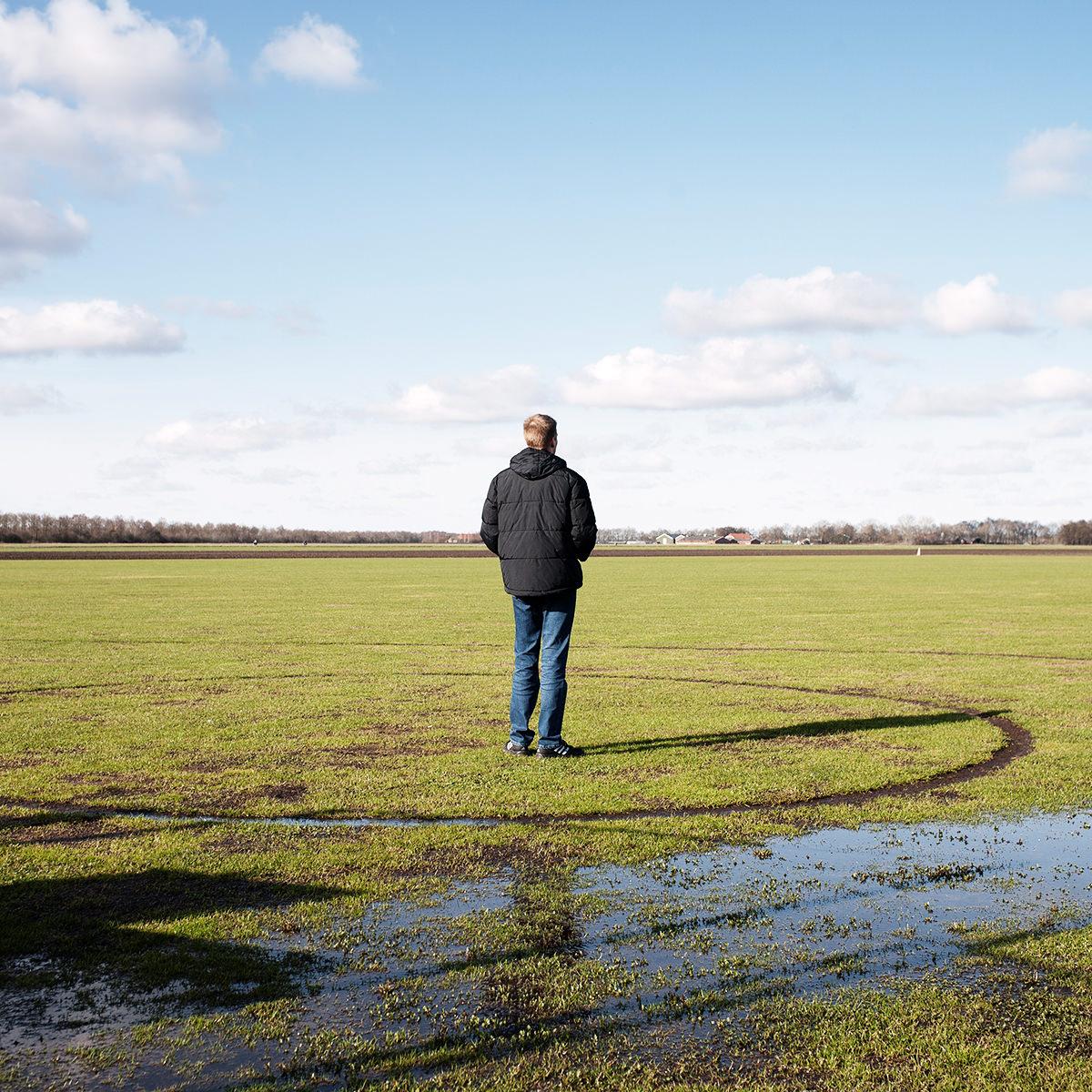 Fotograaf Groningen - Mannen en hun hobby's, modelvliegen